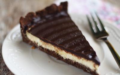 Csokis totus pite (paleo)